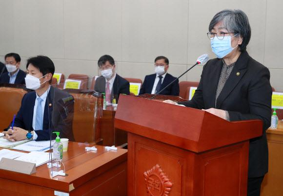 정은경 질병관리청장.연합뉴스