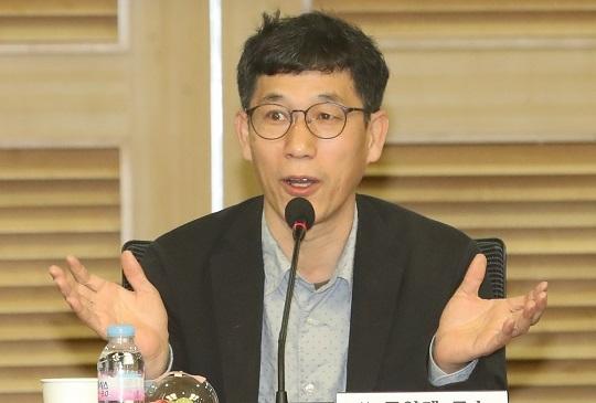 진중권 전 동양대 교수. 뉴시스