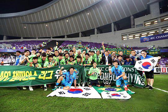 K리그 팀이 ACL 정상에 오른 건 2016년 전북 현대가 마지막이다(사진=한국프로축구연맹)
