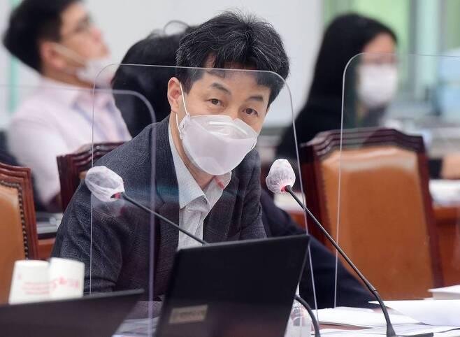 윤건영 더불어민주당 의원 / 사진=공동취재사진(뉴시스)