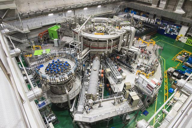 KSTAR 주장치.(사진=한국핵융합에너지연구원)