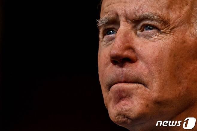 조 바이든 미국 대통령 당선인. © AFP=뉴스1 © News1 우동명 기자