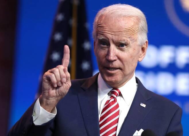조 바이든 미국 대통령 당선인 /사진=AFP