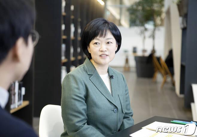한성숙 네이버 대표 (네이버 제공) © 뉴스1