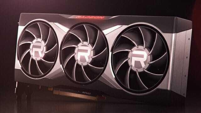 AMD 라데온 RX 6800 XT 레퍼런스 그래픽카드. (사진=AMD)