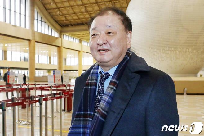 신임 주일본대사에 내정된 강창일 전 의원 (뉴스1 DB) 2020.11.23/뉴스1