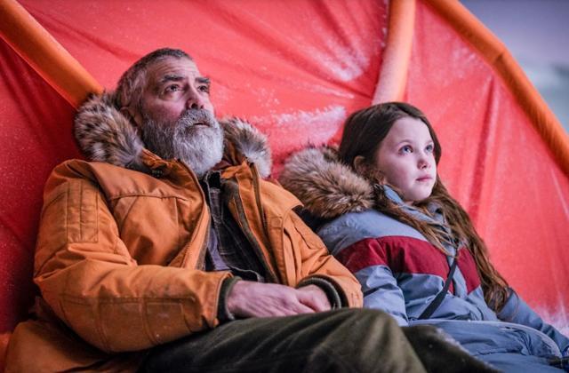 조지 클루니 연출작 '미드나이트 스카이'가 다음달 공개된다. 넷플릭스 제공