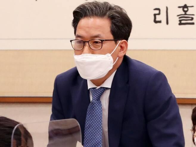 심재철 법무부 검찰국장/이덕훈 기자