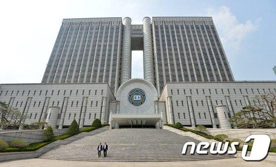 서울 서초구 서울중앙지방법원 전경/사진=뉴스1