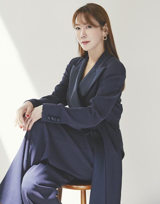 배우 김정은 /사진제공=뿌리깊은나무들/매니지먼트 레드우즈