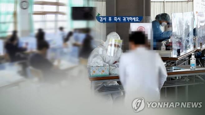특별방역기간(CG) [연합뉴스TV 제공]