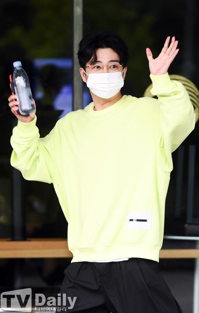 김태진, 박명수의 라디오쇼
