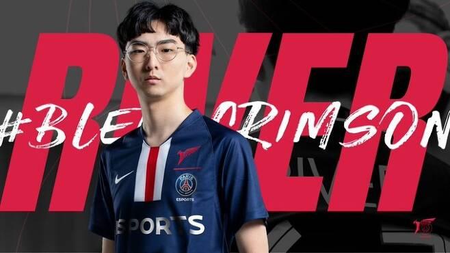 2021 시즌 PSG 탈론의 정글러 포지션을 책임질 '리버' 김동우(사진=PSG 탈론 공식 SNS 발췌).