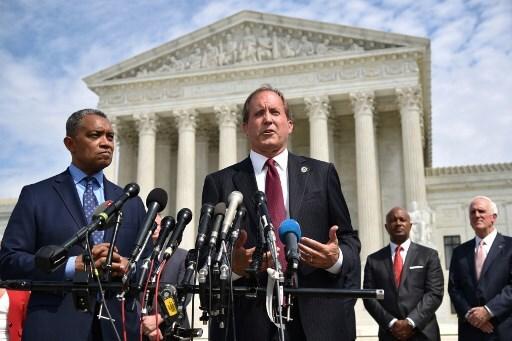 켄 펙스턴 미국 텍사스주 법무장관/사진=AFP