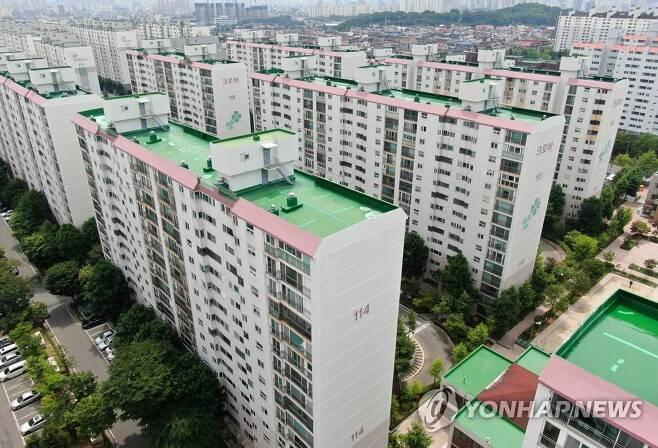 강도 높은 규제 받게 된 대전 부동산 시장 [연합뉴스 자료사진]