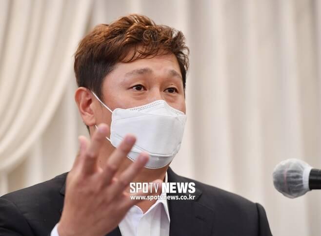 ▲ 이대호 ⓒ 곽혜미 기자