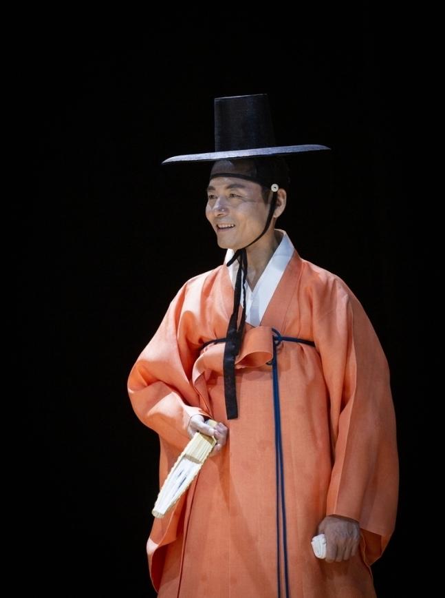 판소리 적벽가 보유자로 인정된 윤진철씨(문화재청 제공)© 뉴스1