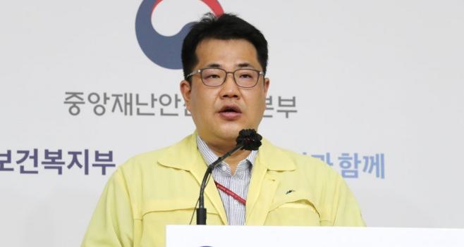 손영래 중앙사고수습본부전략기획반장. 연합뉴스