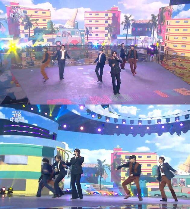 /사진 = KBS '가요대축제' 방송화면