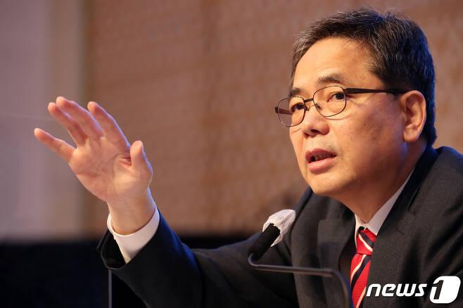 곽상도 국민의힘 의원 2020.11.6/뉴스1 © News1 공정식 기자
