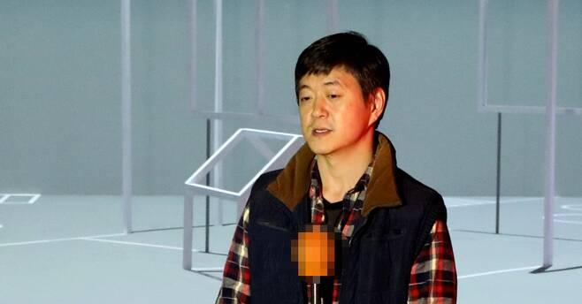 문준영 작가. 뉴스1