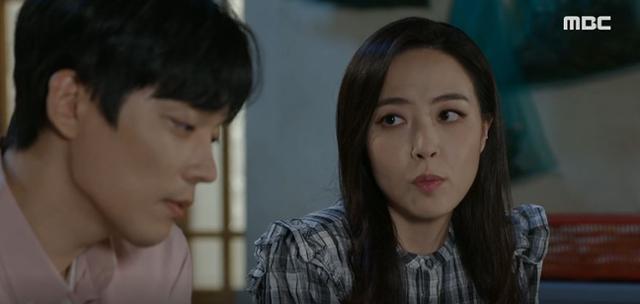 2019년 방송된 MBC 드라마 '나쁜사랑'에서 연인으로 나왔던 배우 전승빈(왼쪽)과 심은진. MBC 방송 캡처