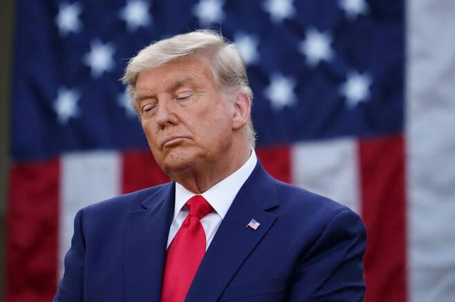 11일(현지 시각) 민주당은 하원에서 도널드 트럼프 대통령 탄핵소추 결의안을 공식 발의했다. 탄핵안이 통과되면 트럼프 대통령은 미국 대통령 가운데 처음으로 하원에서 두 번 탄핵당한 대통령이 된다. ⓒ연합뉴스
