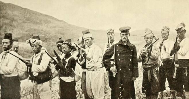 공동체를 사수한 의병(1907)