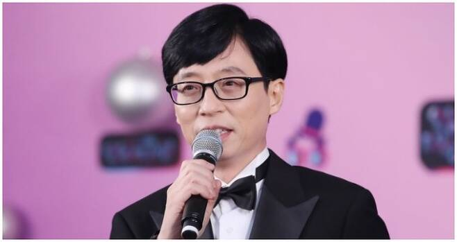 유재석. 연합뉴스 제공
