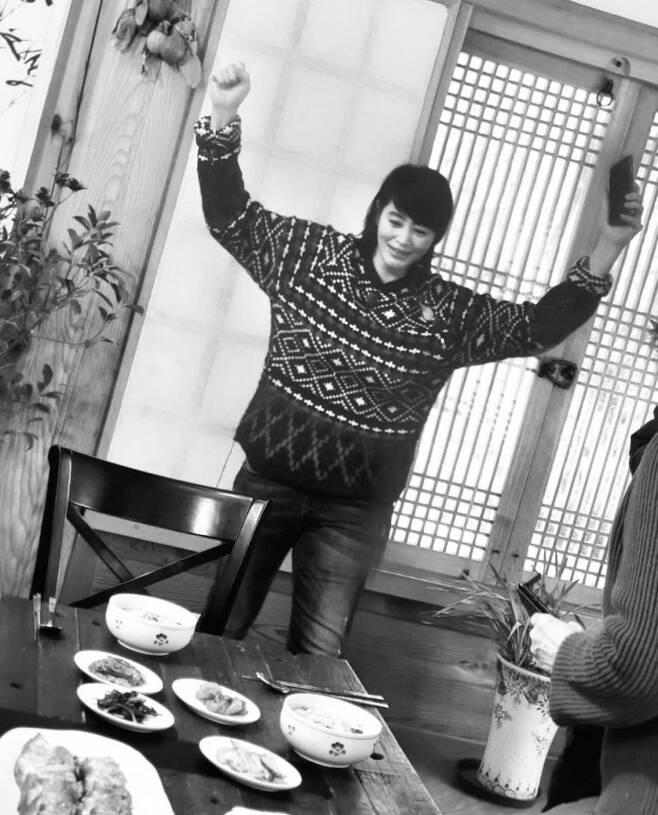 ▲ 출처|김혜수 인스타그램