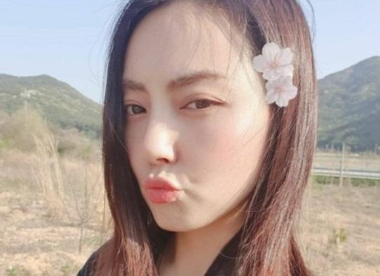 홍인영 인스타그램 캡처
