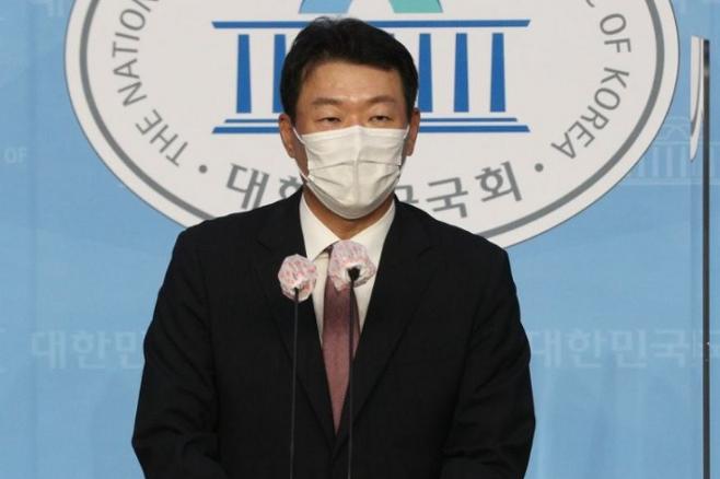 국민의힘 윤희석 대변인. 연합뉴스