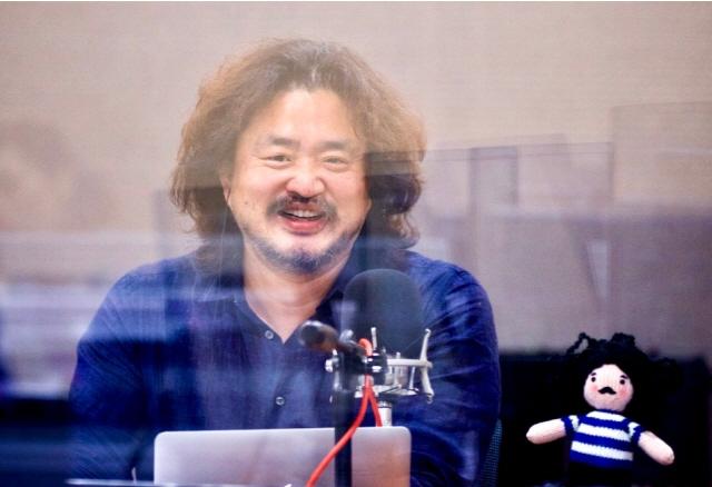 TBS 교통방송 '김어준의 뉴스공장' 진행자 김어준씨. TBS 제공