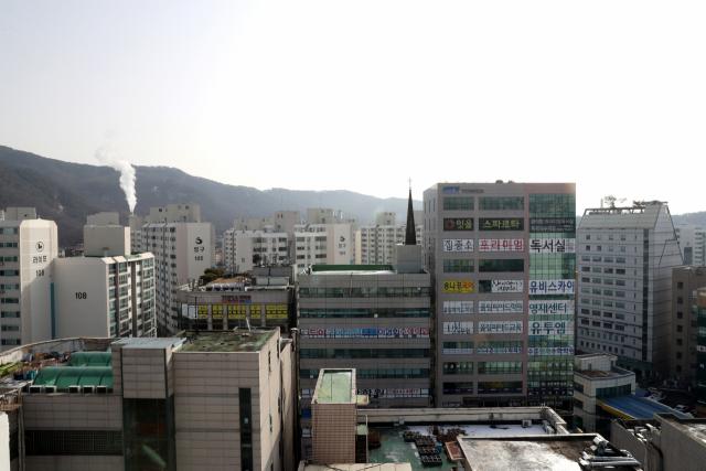노원구아파트 모습./연합뉴스