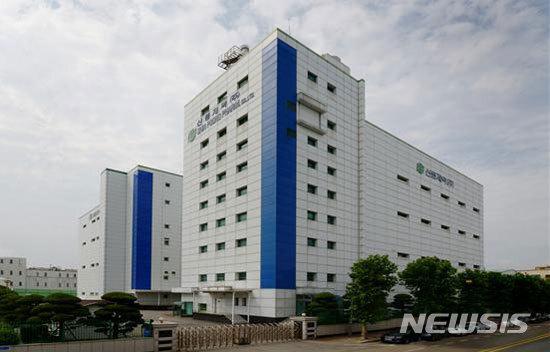 【서울=뉴시스】신풍제약 공장