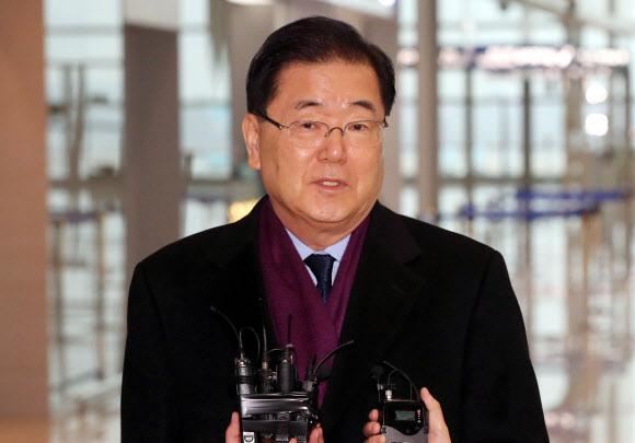 - 정의용 신임 외교장관 내정자연합뉴스