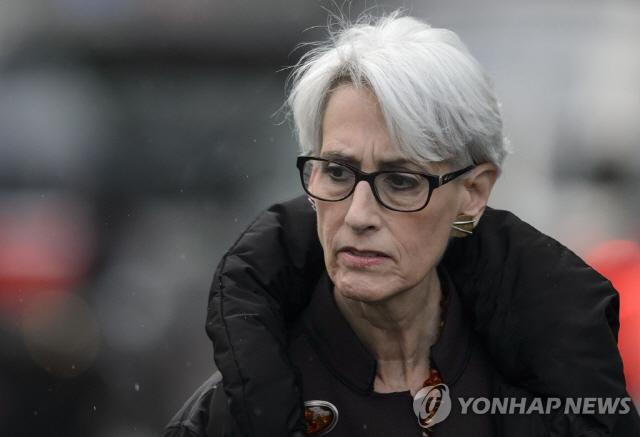 웬디 셔먼 미국 국무부 부장관 지명자. /연합뉴스