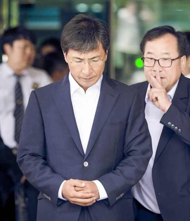 안희정 전 충남지사. /조선일보DB