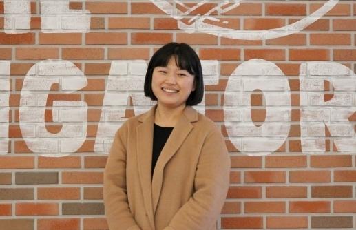 김보연 네이버 블로그 리더를 최근 경기 성남 네이버 본사에서 만나 인터뷰했다. [사진=네이버]