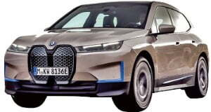 BMW 'iX'