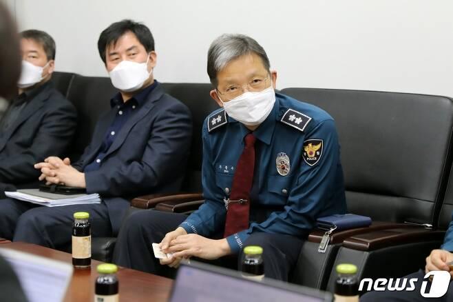 우종수 경기도북부경찰청장 © 뉴스1