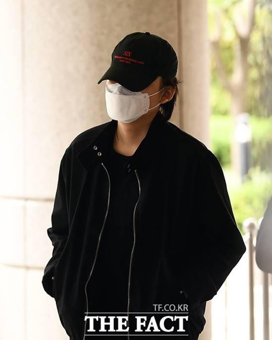 장제원 의원의 아들이자 래퍼 노엘이 지난해 열린 결심 공판에서 1년6개월을 구형받았다. /더팩트 DB