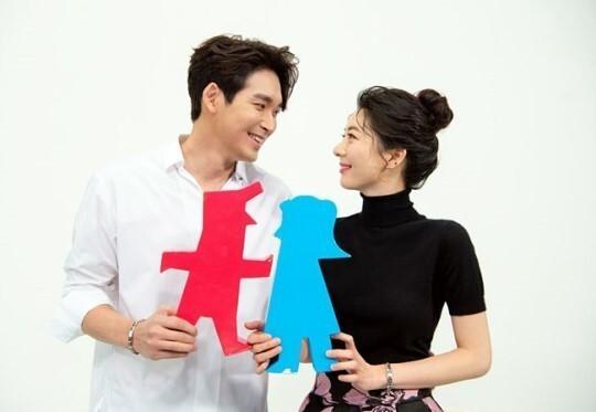 ▲ 정겨운(왼쪽), 김우림 부부. 제공| SBS