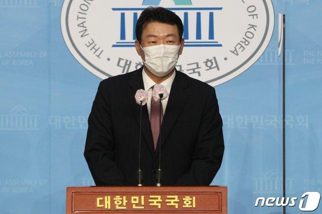 윤희석 국민의힘 대변인 / 뉴스1 © News1