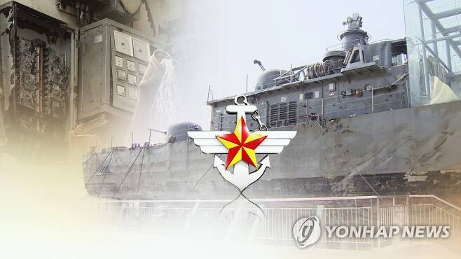 """野 """"천안함 피격 오도하는 文정권""""(CG) [연합뉴스TV 제공]"""
