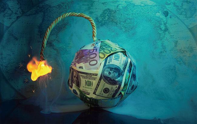 미·중의 금융거품을 우려하는 시선도 있다.