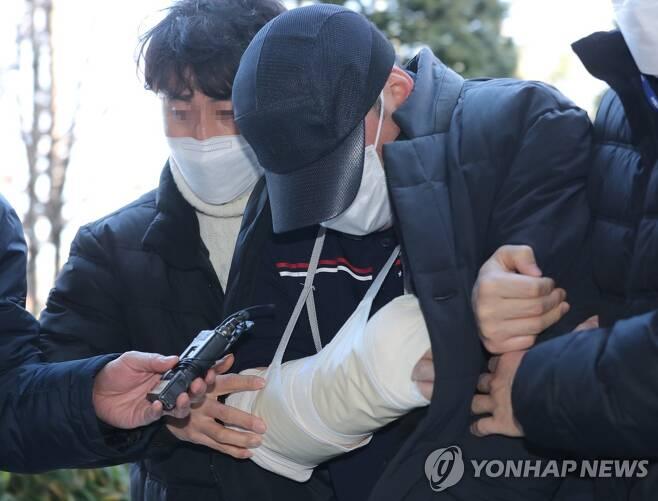 인천 북항터널서 사망 사고 낸 음주운전 40대 영장심사 [연합뉴스 자료사진]