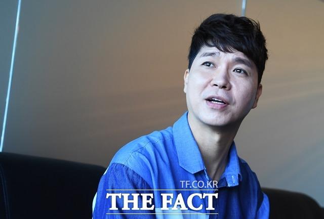 방송인 박수홍이 친형 부부의 횡령 의혹과 관련해 검찰에 고소장을 제출했다. /더팩트DB
