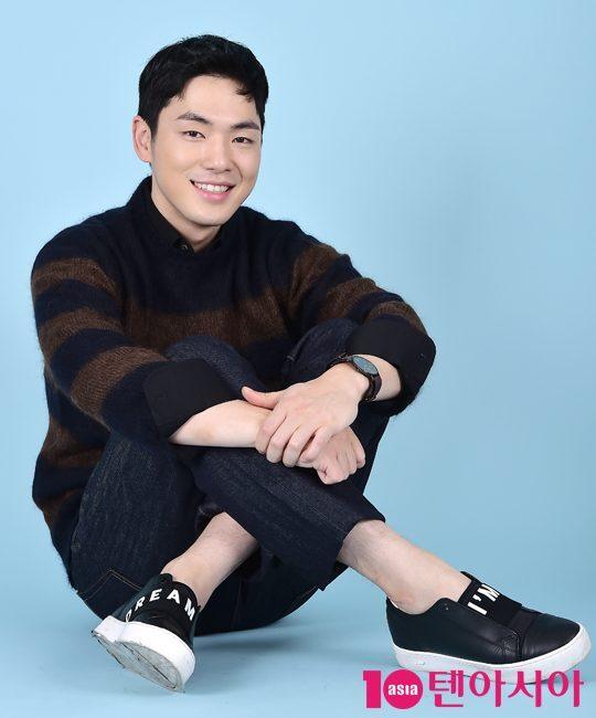 배우 김정현. /텐아시아DB