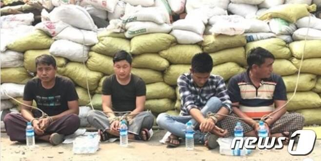 (미얀마 나우 페이스북 페이지 갈무리)© 뉴스1